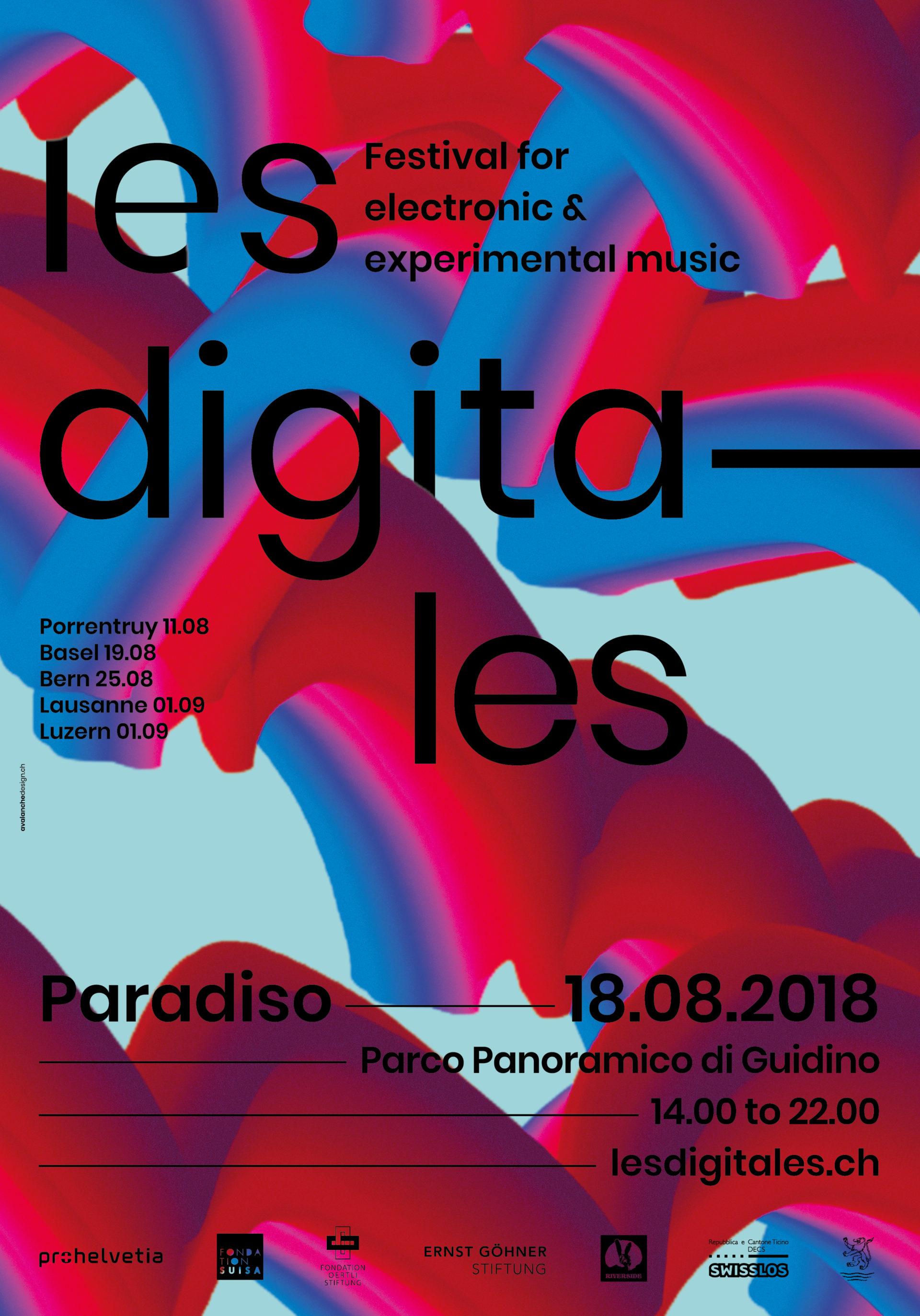 Les Digitales - Avalanche