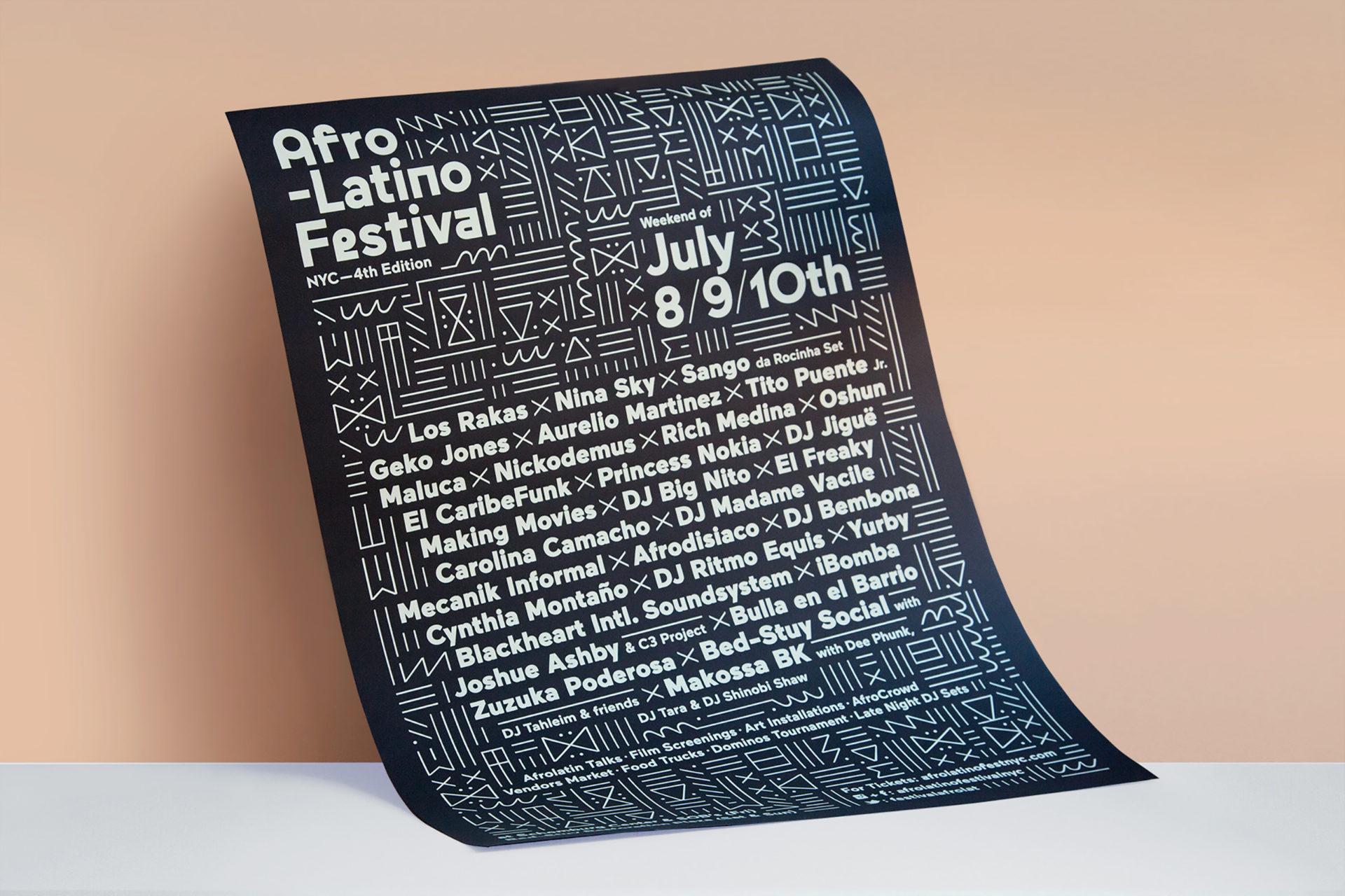 Afro-Latino Festival - Avalanche