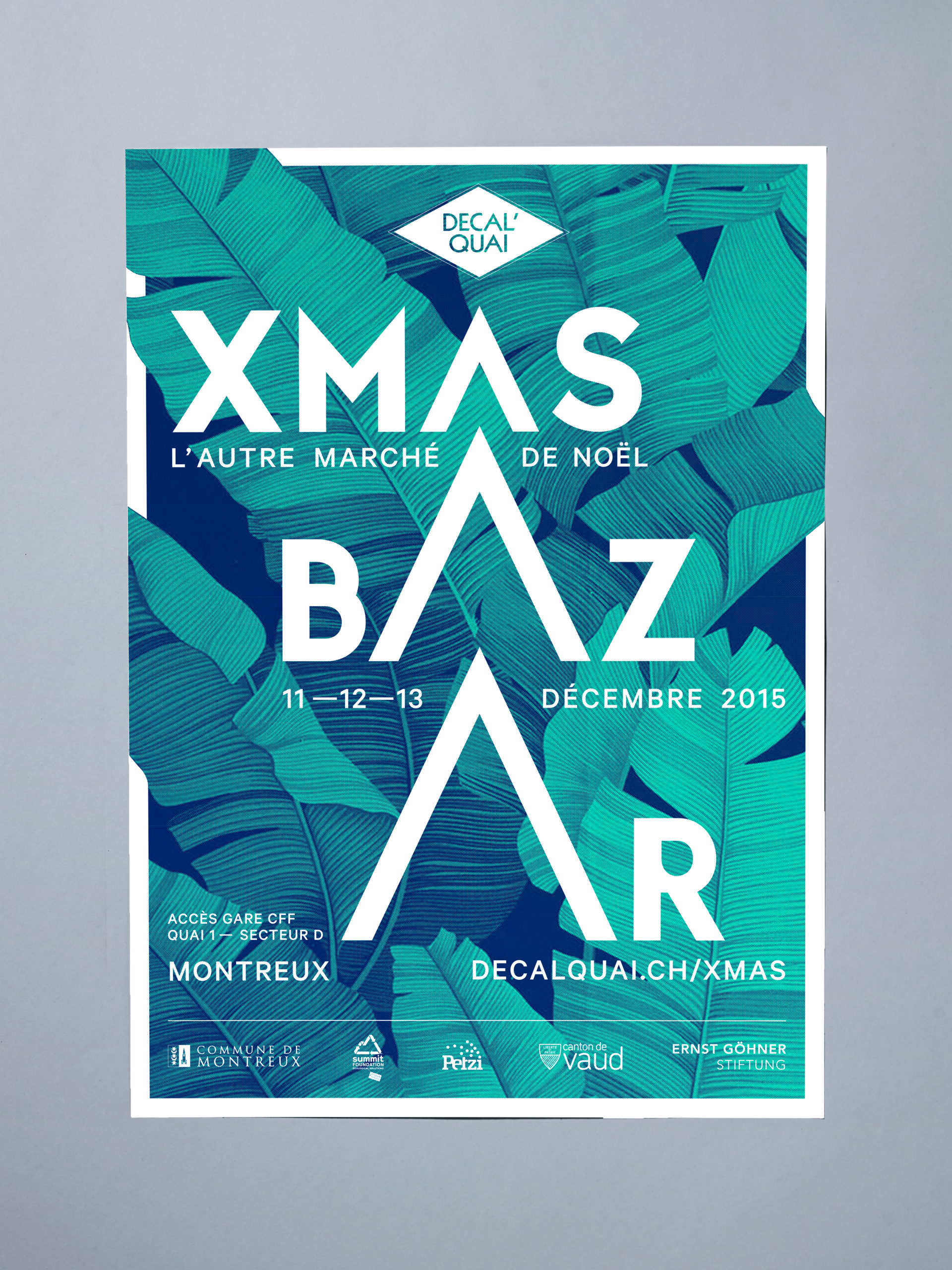 Xmas Bazar Decal'Quai - Avalanche