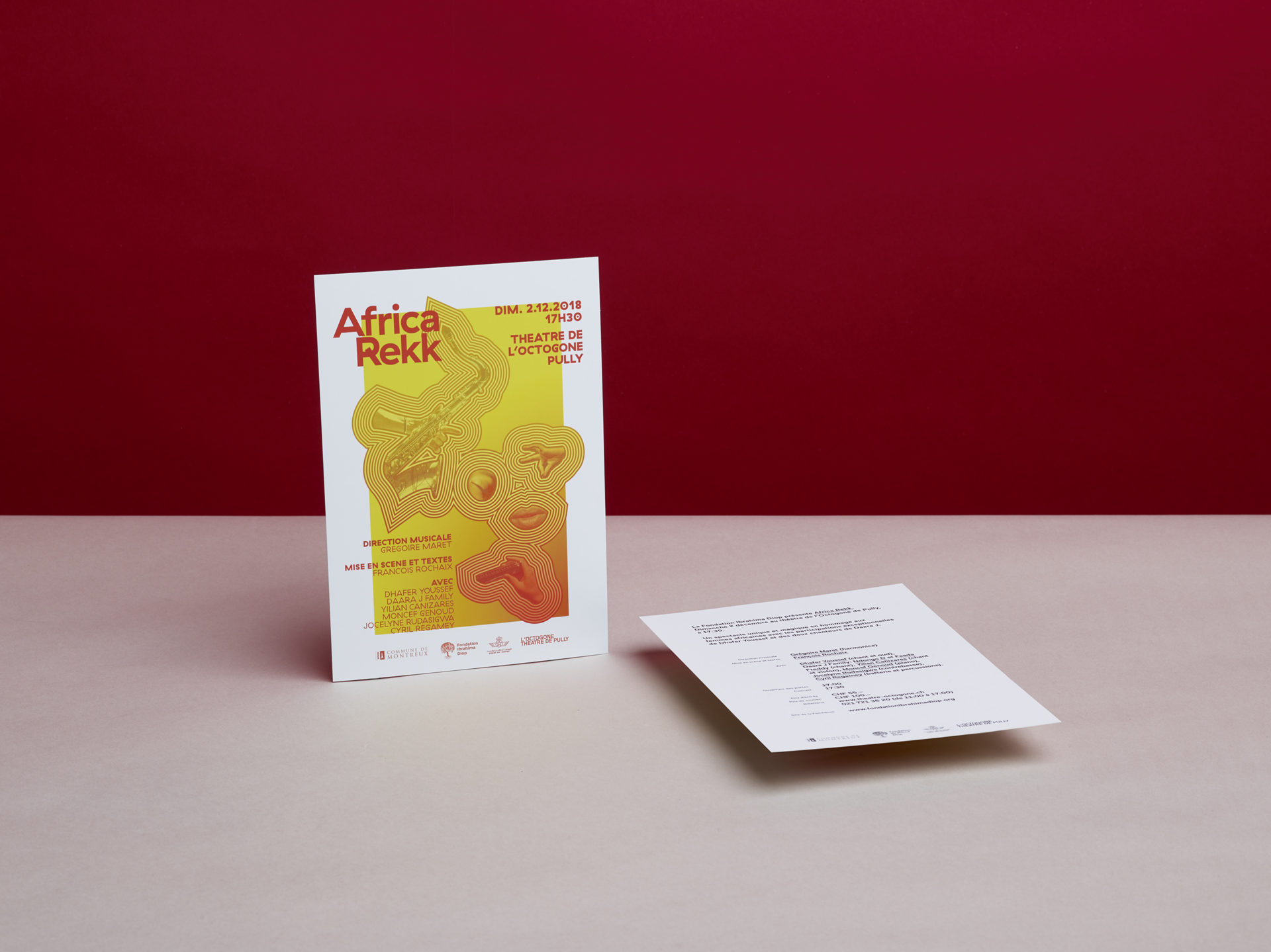 Africa rekk - Avalanche