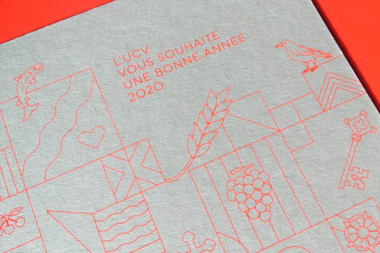 UCV — Cartes de vœux