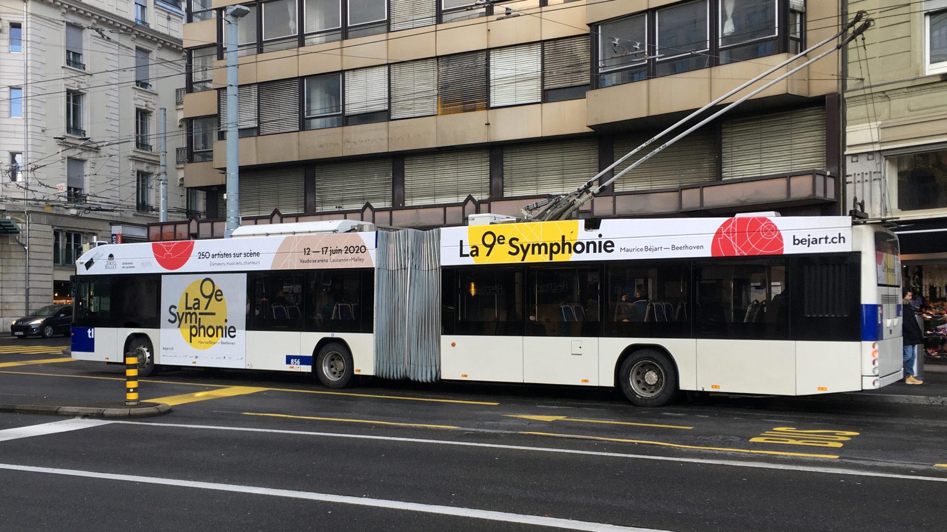 BBL - La 9e Symphonie — Avalanche